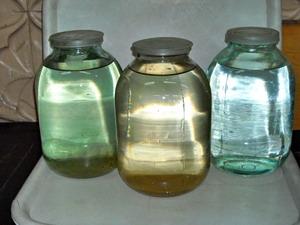 Кавитационная вода